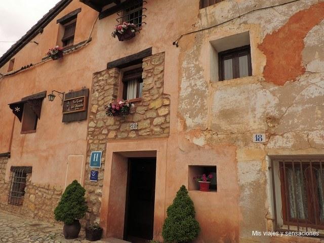 Hotel rural la casa del abuelo, Albarracín