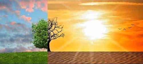 Perubahan iklim cuaca