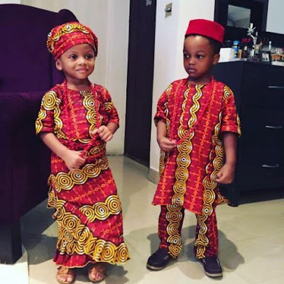 Beautiful Weekend Ankara Designs And Styles For Your Kids, sweet anakra kids styles for weekend, ankara for kids, traditional akara for the weekend for kids, kids ankara designs, ankara for girls and boys