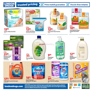 London Drugs Canada flyer January 12  - February 7, 2018