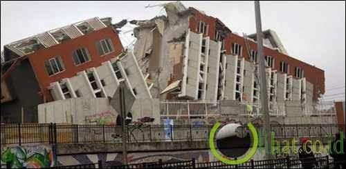 Gempa Lepas pantai Maule, Chili