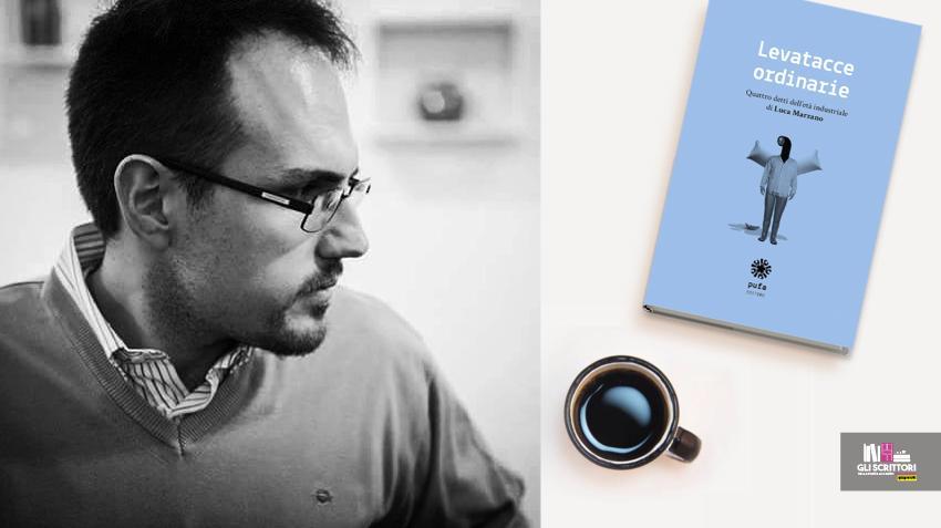 Scrittori: intervista a Luca Marzano