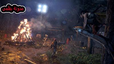 تحميل لعبه Rise Of The Tomb Raider كاملة برابط واحد مباشر
