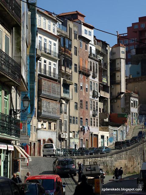 Porto - Okolica dworca kolejowego