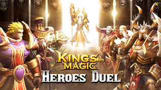 Kings and Magic Heroes Duel V1.0.0.5 MOD Apk