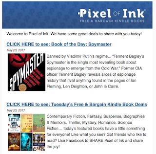 Pixel of Ink newsletter