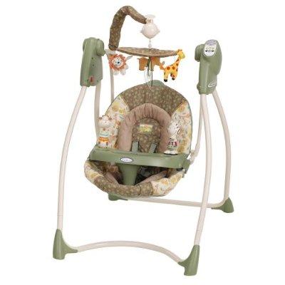 Graco Swingbounceinfant Swing 1b00jcr Reviewpowered Baby Style