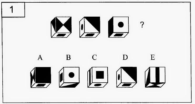 Iq test νοημοσύνης.