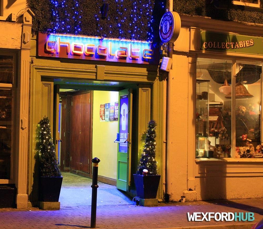Chocolate Bar, Wexford