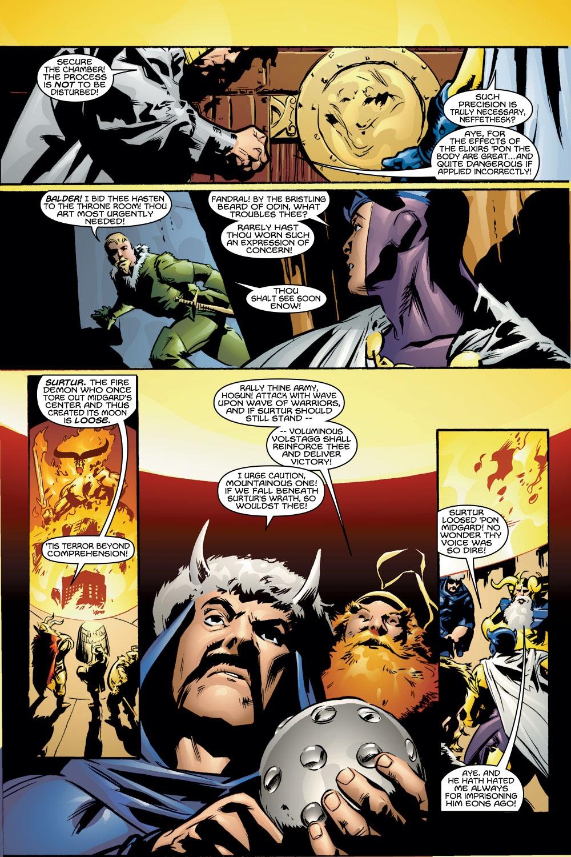 Thor (1998) Issue #39 #40 - English 20