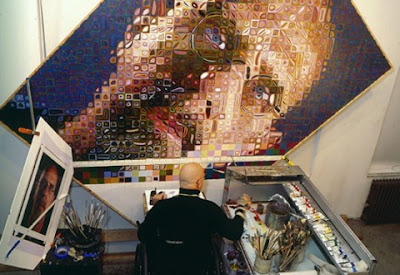 whats creative conquer disabilities chuck close