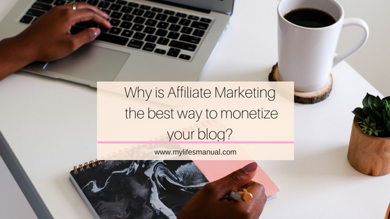 Affiliate marketing for beginners. How to monetize your blog?