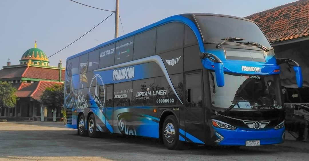 Bus Double Decker Pertama Di Indonesia Timur Sulawesi