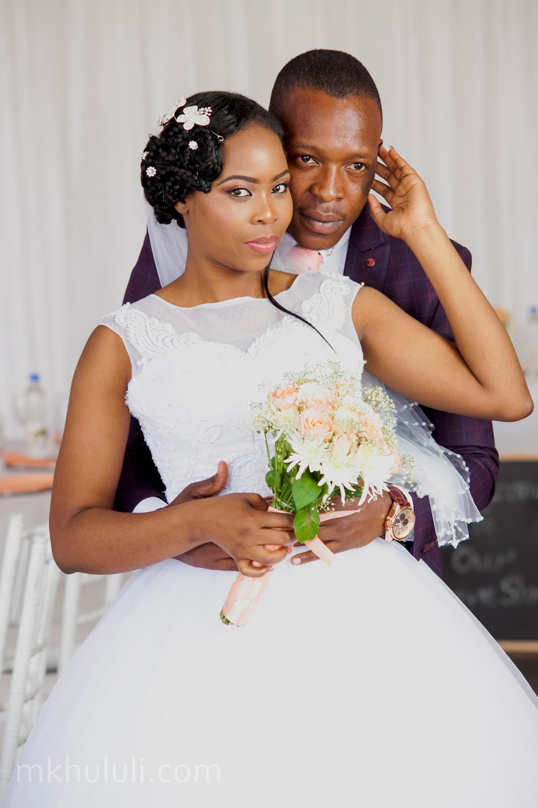Mkhululi ncube stylish creative wedding photographer bulawayo pamela isaac junglespirit Gallery