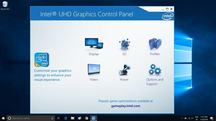 Intel DCH Drivers Versi 25.20.100.6577 Telah Dirilis Untuk Pengguna Windows 10