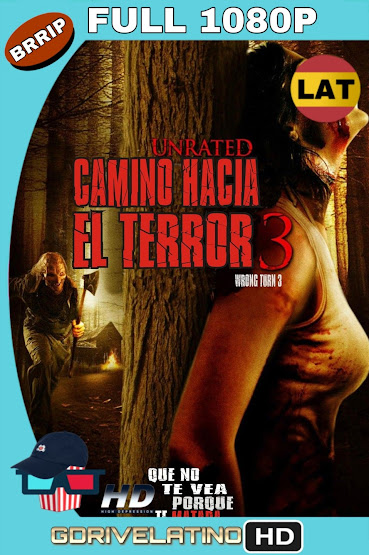 Camino Hacia el Terror 3 (2009) UNRATED BRRip 1080p Latino-Ingles MKV