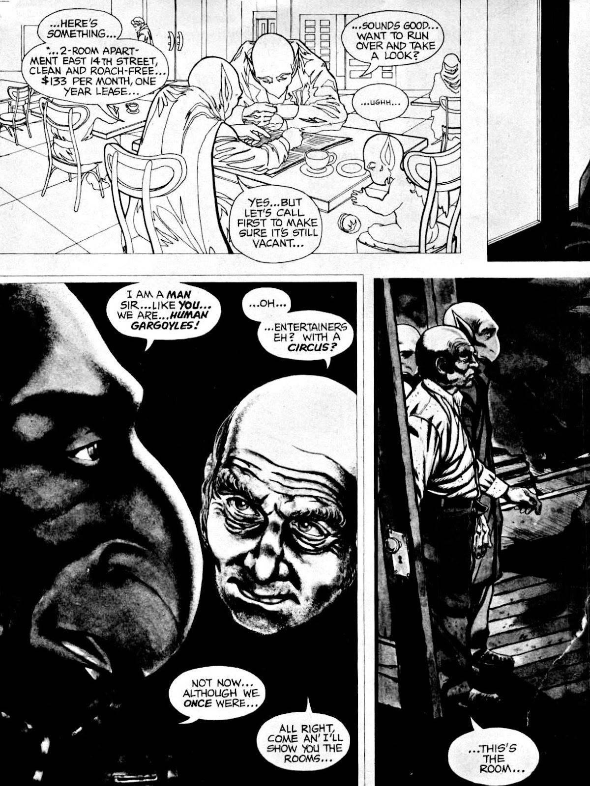 Nightmare (1970) issue 14 - Page 58