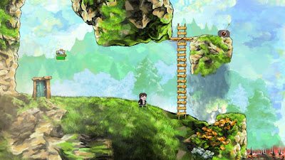 Download Braid Game highly Compressed for PC
