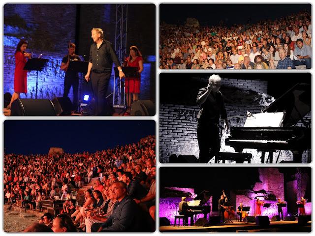 Πρέβεζα: Σκόνη μουσικής μαγείας, στο Ρωμαϊκό Ωδείο της Νικόπολης