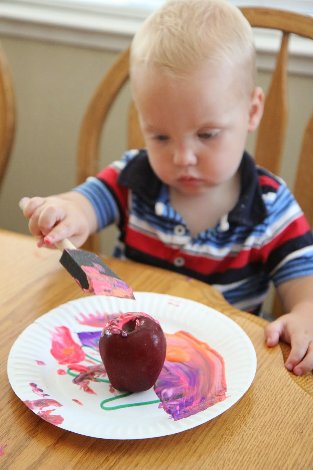 Toddler Approved 10 Apple Crafts And Activities For Kids