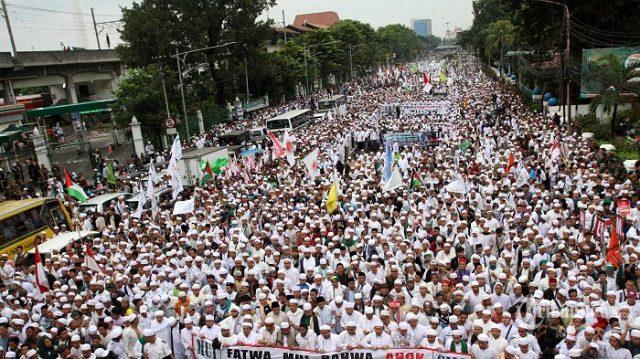 Waduh, GNPF MUI Akan Kerahkan Ribuan Orang Kawal Sidang Ahok Besok
