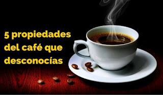 5 propriétés de café que vous ne saviez pas