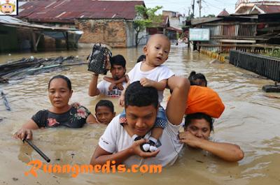 Pertolongan Pertama Pada Korban Banjir