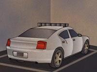 Juegos de escape Police Car Park Escape