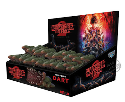 McFarlane Toys Stranger Things Squeezable Dart Retail box