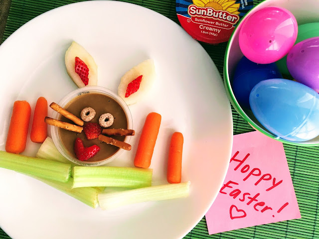 Fun nut free Easter snacks for kids