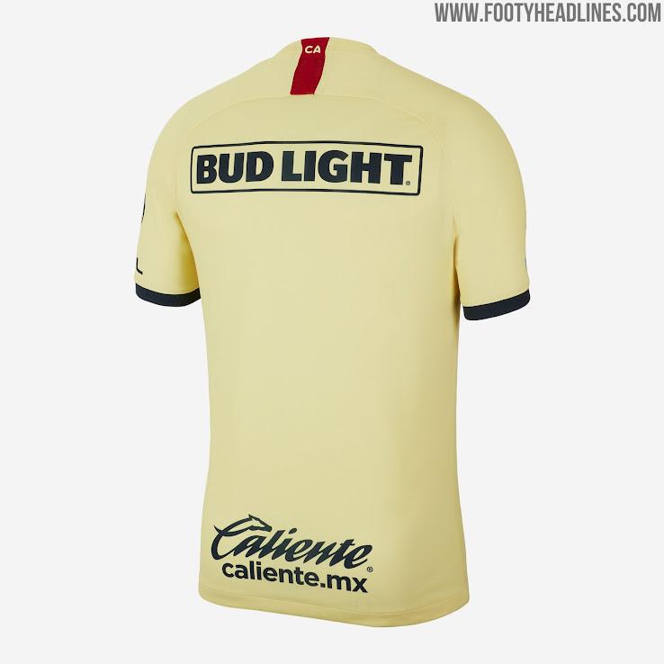 online store 95c61 02b8c Nike Club America 19-20 Home & Away Kits Revealed - Footy ...