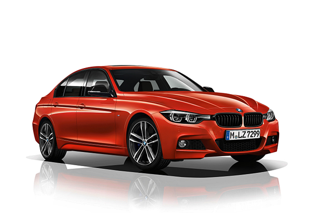 2018 BMW 3 Series Edition M Sport