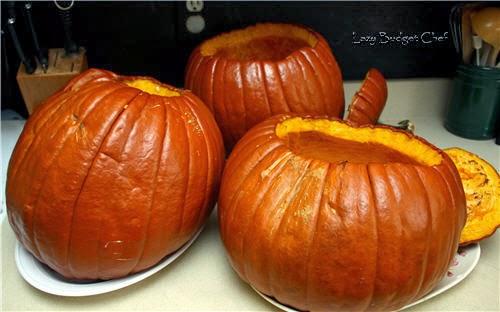 How to Bake and Puree Fresh Pumpkin Recipe and Tutorial