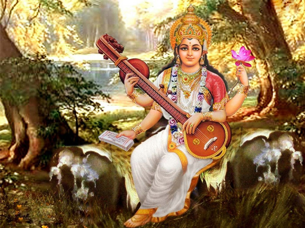 Top Wallpaper Lord Saraswati - 6  Best Photo Reference_183665.jpg