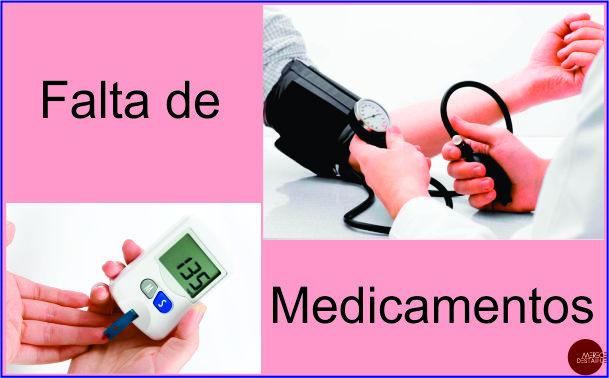 Resultado de imagem para FALTA DE MEDICAMENTOS