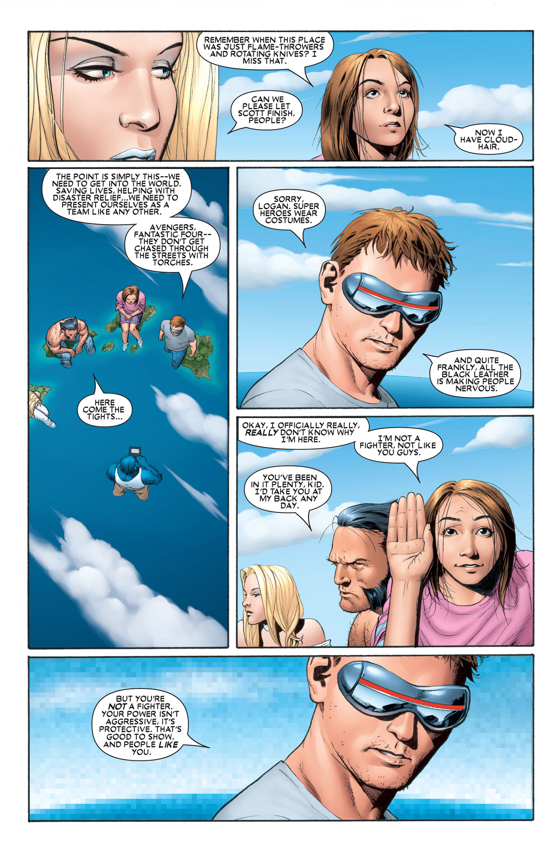 Astonishing X-Men (2004) issue 1 - Page 16