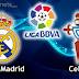 مباراة ريال مدريد وسيلتا فيجو اليوم والقنوات الناقلة بى أن سبورت HD3