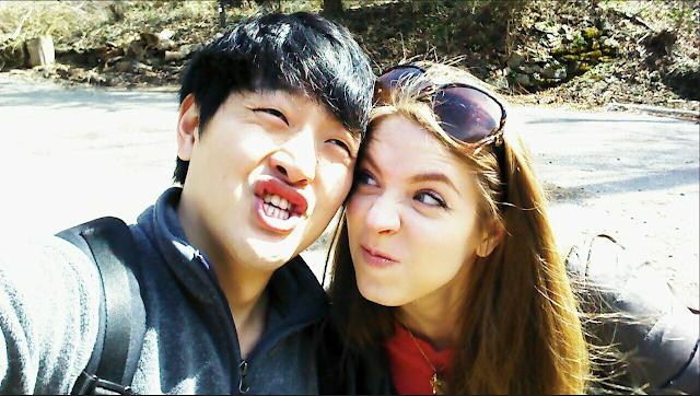 日本人旦那とアメリカ人妻