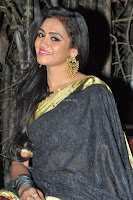 Sowjanya in Black Saree ~  015.JPG