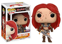 Funko Pop! Red Sonja Bloody