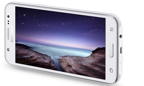 Samsung galaxy J5 mobilephone