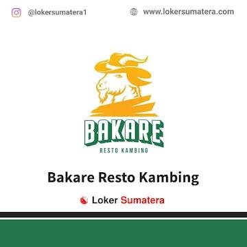 Lowongan Kerja Batam, Bakare Resto Kambing Juli 2021
