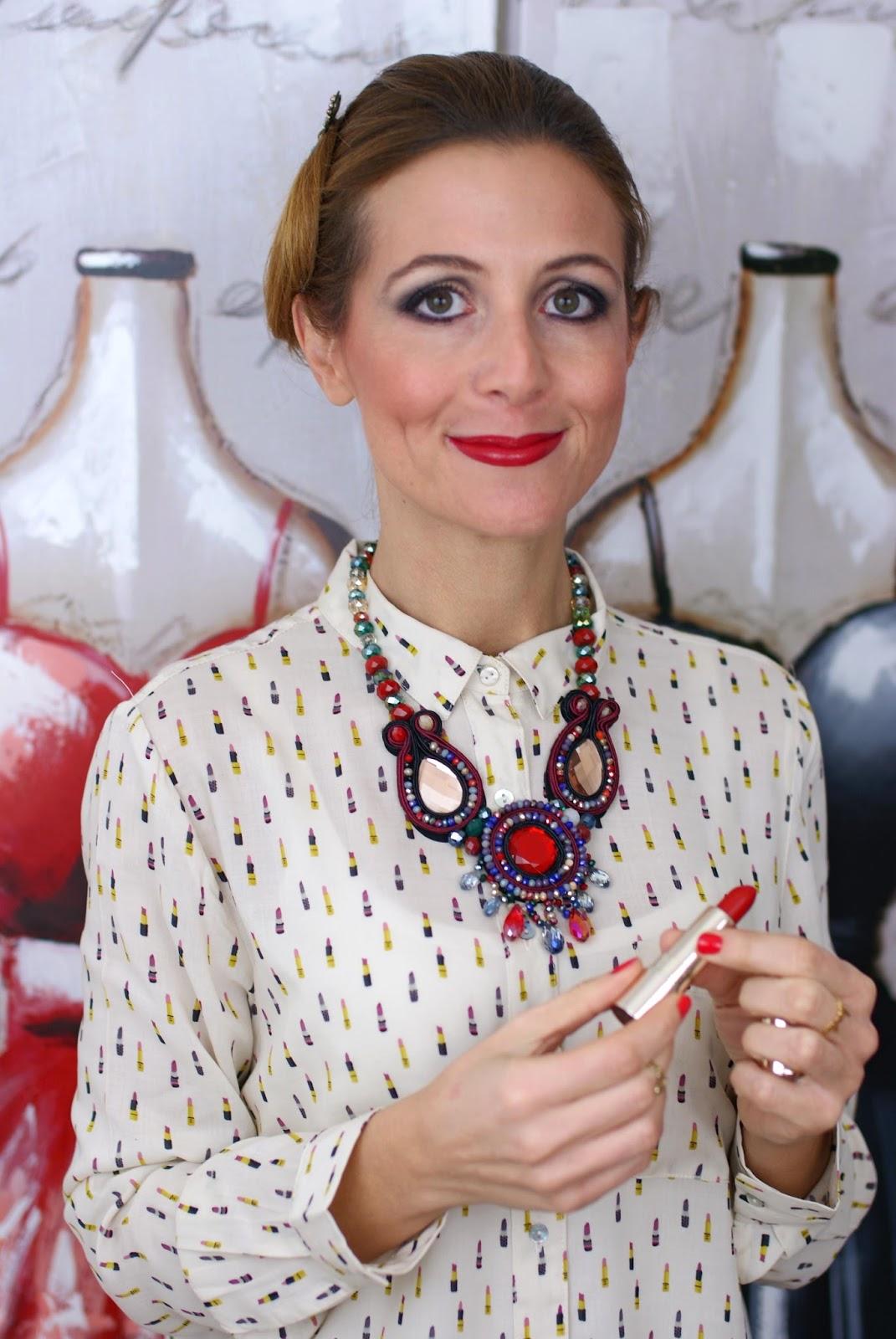 Clarins Joli Rouge lipstick review c7065c3908b