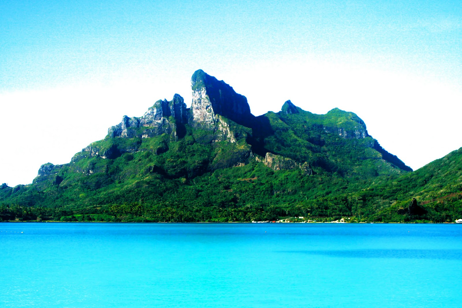 SEARCHING FOR PARADISE: THE MANY FACES OF MOUNT OTEMANU IN ...