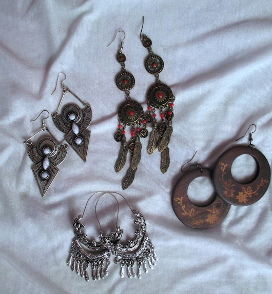My favorite Boho accessories