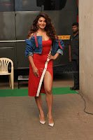 Jacqueline Fernandez Spicy Bollywood Actress in Red Dress Spicy  Exlcusive Gallery Pics (16).JPG