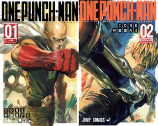 Download Kumpulan Volume Komik Onepunch-Man Lengkap Bahasa Indonesia