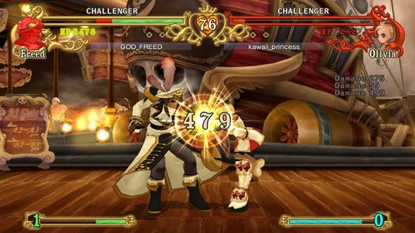 Battle Fantasia Revised Edition PC Full Español