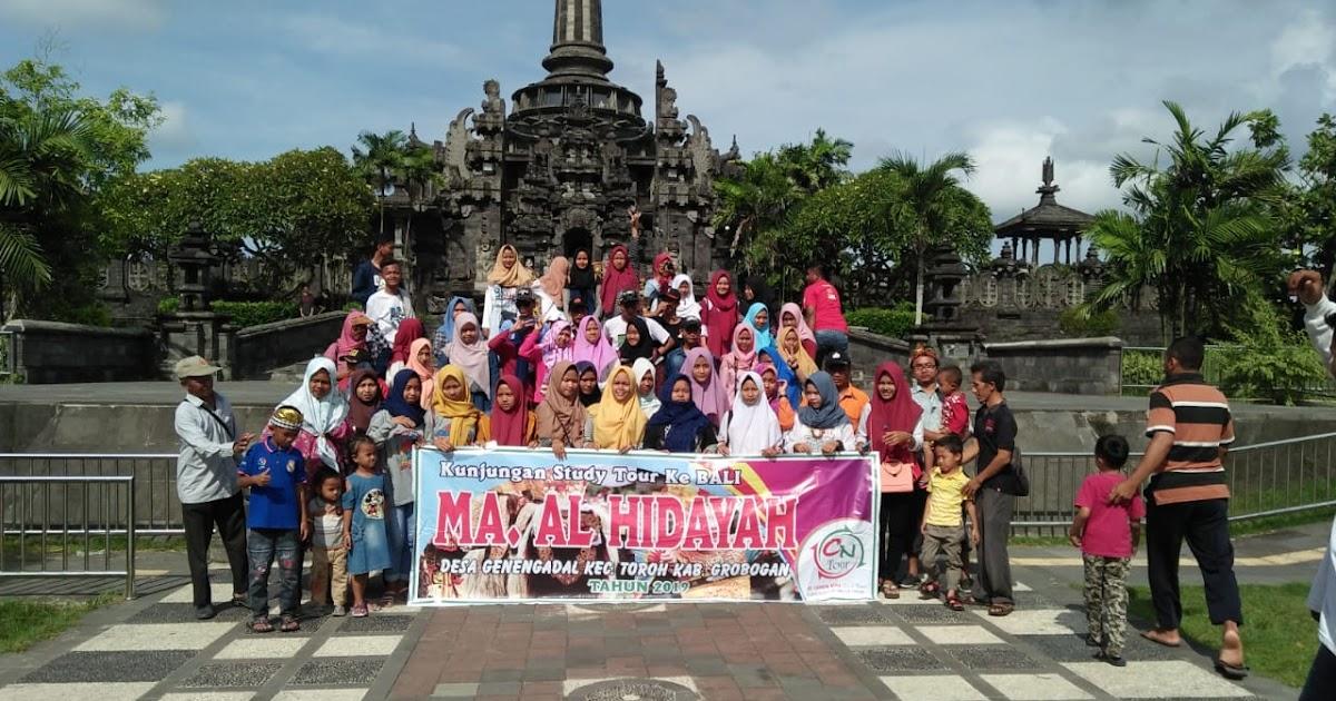 Contoh Laporan Ke Bali Dan Ziarah Makam Raden Ayu Siti Khotijah