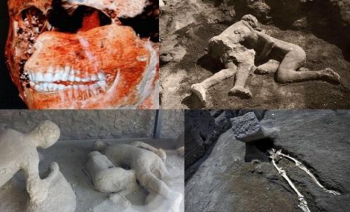 Pompei Halkı Hakkında Bilinmeyen İlginç Bilgiler